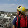 Rafting with the Potomac river rescue crew