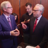 Facebook video promos with Wolf Blitzer